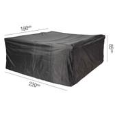 Aerocover for Rectangle Garden Set 220x190x85cm (18-C-7921)
