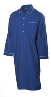 Navy blue nightshirt