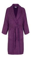mens purple bathrobe