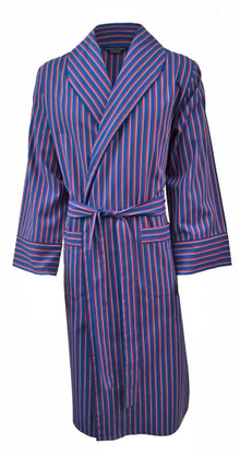 Lightweight cotton dressing gown