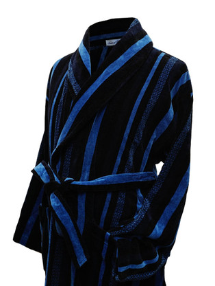 Salcombe bathrobe by Bown of London