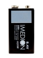 Maha 250 mAh 8.4V ULSD NiMH Imedion Battery - 1 pack