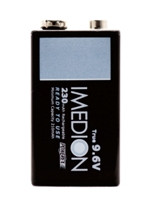 Maha 230 mAh 9.6V ULSD NiMH Imedion Battery - 1 pack