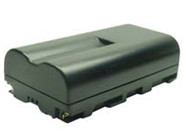Li-ion replacement battery for Sony NP-F550, NP-F330 - 7.2v 2300mAh