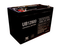 Sealed Lead Acid Battery - UB12900 (Group 27) - 12v 90Ah Terminal I4