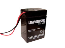 Sealed Lead Acid Battery - UB645WL - 4.5Ah 6v