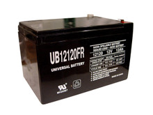Sealed Lead Acid Battery - UB12120FR (Flame Retardant) - 12Ah 12v