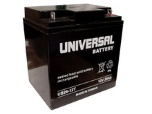 Sealed Lead Acid Battery - UB122260T - 26Ah 12v