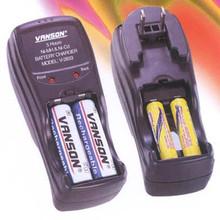 Basic AA & AAA NiMH battery charger