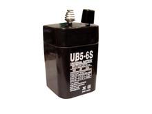 Sealed Lead Acid Battery - UB650S Lantern - 5Ah