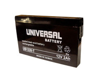 Sealed Lead Acid Battery - UB1220-T - 2Ah 12v