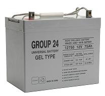Sealed Lead Acid Battery - UB-24 GEL 12v 2.9ah