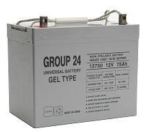 Sealed Lead Acid Battery - UB-24 GEL 12v 2.9ah