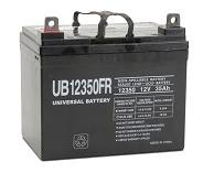 Sealed Lead Acid Battery - UB12350FR (Flame Retardant) - 35Ah 12v