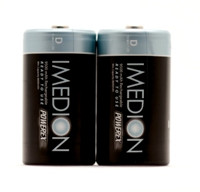 Maha 9500 mAh D ULSD NiMH Imedion Battery - 2 pack