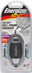 Energizer Energi to Go Instant Cell Phone Charger plus 2 Lithium AA Batteries and 1 Sprint and 1 Samsung