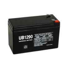 Sealed Lead Acid Battery - UB1290F2 - 9Ah 12v