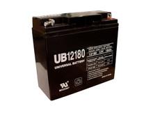 Sealed Lead Acid Battery - UB12180 - 18Ah 12v