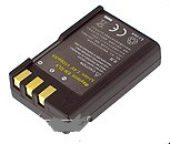 Li-ion Replacement Battery for Nikon EN-EL9 7.4v 1400 mAh