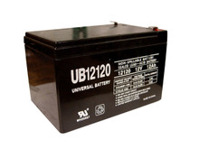 Sealed Lead Acid Battery - UB12120 - Terminal F2 - 12Ah 12v