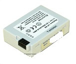 Li-ion Replacement Battery for Canon LP-E8 type batteries - 7.4v 1500mAh