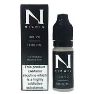 NicNic NicShot 100% VG 18mg