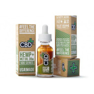 CBDfx Hemp & MCT Oil Tincture (500mg, 30ml)