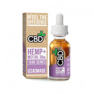 CBDfx Hemp & MCT Oil Tincture (1500mg, 30ml)