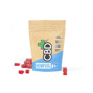 Get 8 of the delicious CBDfx gummy bears in a nice, easy to carry pouch. Each gummy contains at least 5mg of full spectrum active CBD.