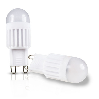 LED G9 Capsules - Twin Pack