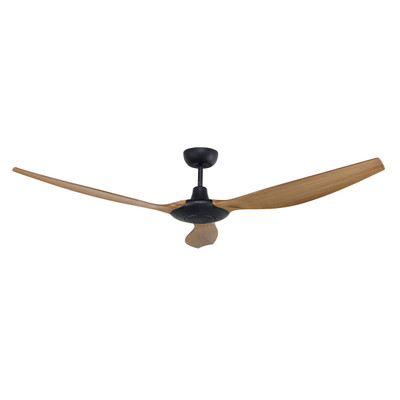Concorde 60 Inch Ceiling Fan With Remote - Maple