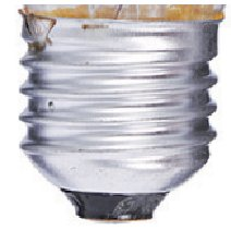 E27 Screw light base