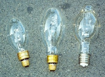 Vapor Lamps and Fluorescent Lamps