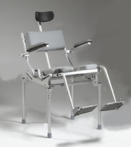 NUPRODX, multiCHAIR 3200 Tilt Shower Chair