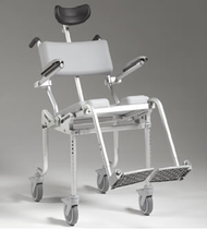 NUPRODX, multiCHAIR 4000 Tilt, Shower Chair