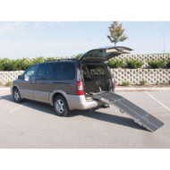 PVI Van Access Ramp-Rear Door