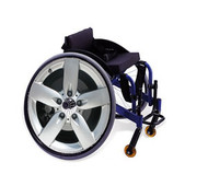 Wheelchair Hubcaps, Turbine Racing HC10