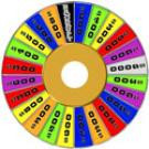 Wheelchair Hubcaps, FN3 - Spoke Guard Art Fun- Game Show