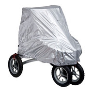 Trionic, Veloped, Storage/ Rain Cover, Total Silver-black