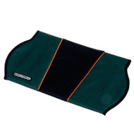 Trionic, Veloped Seat Trek Green-Black-Orange