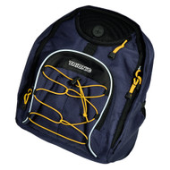 Trionic, Veloped, Bag Pack, Trek Navy-Black-Yellow