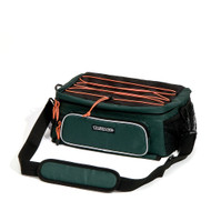 Trionic, Veloped Shoulder Bag Trek Green-Black-Orange