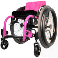 Colours SABER JR with optional Air Ride Kids Wheelchair