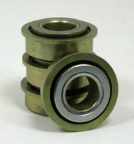 "1/2x1 1/16"" Flanged 4 Pack Wheelchair Bearings"