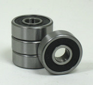 "5/16 x 29/32"" Precision 4 Pack Wheelchair Bearings"
