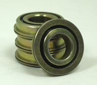 "5/8 x 1 1/4"" Flanged 4 Pack Wheelchair Bearings"