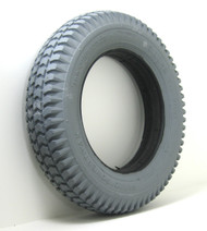 3.00-8 Foam Filled Knobby Primo Tire 1.8 Hub Fits 4 Lug Nut Wheels
