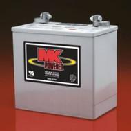 M22NF SLD G ,  MK Sealed Heavy Duty Gel Battery (MK Original)