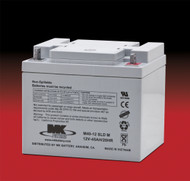 M40-12 SLD M ,  MK Sealed Light Duty AGM Battery (MK Original)