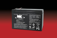 ES9-12 ,  MK Small Sealed Battery (MK Original)